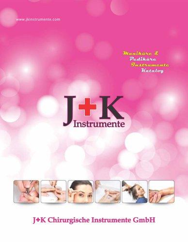J+K Beauty Catalogue