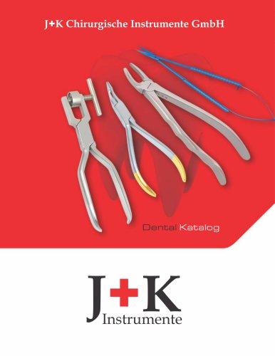 J+K Dental Catalogue