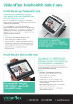 Visionflex Products and Peripherals Flyer