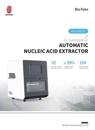 Bioteke/Automated Nucleic Acid Extraction System/AU1001S