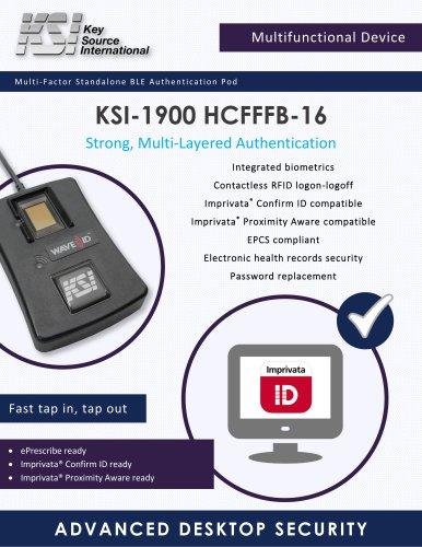 KSI-1900 HCFFFB-16 Datasheet