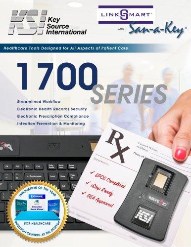 KSI Brochure -- 1700 Series Keyboards