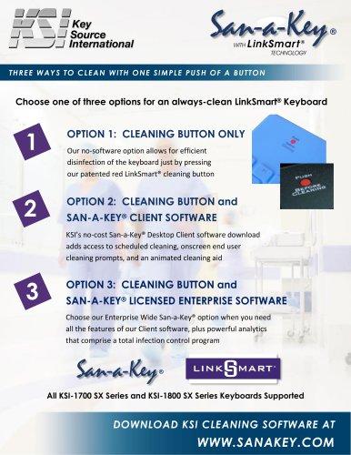 LinkSmart with San-a-Key Instructions