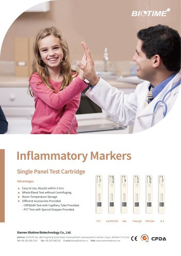 Inflammation Markers