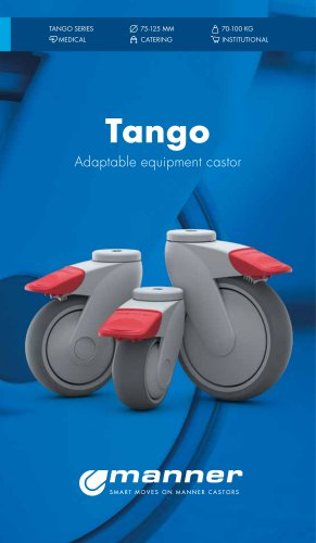 "Medical Equipment Castor ""Tango"""