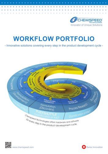 Workflow Portfolio