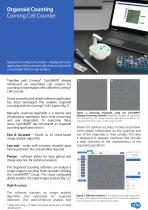 Automated Organoid Counter - brochure