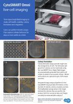 CytoSMART Omni: Label Free Assay - Colony Formation