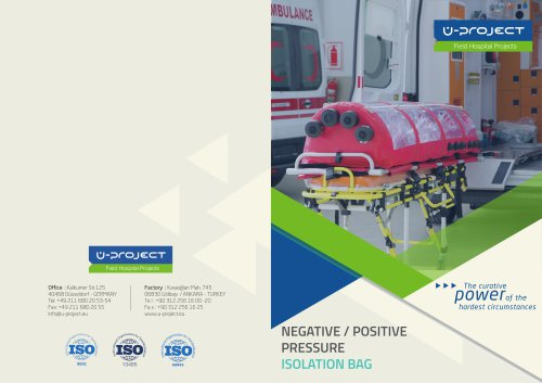 Protection bag ISOBAG CP-8040
