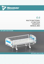 Hospital bed C-4