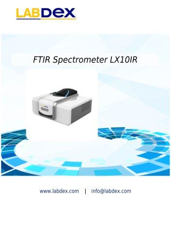 FTIR Spectrometer LX10IR