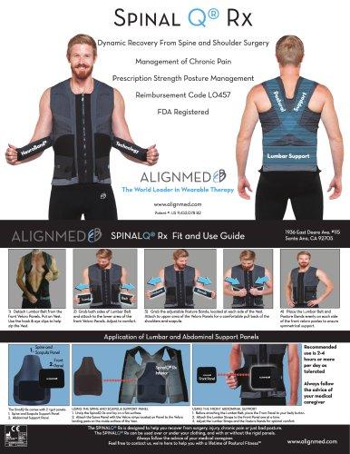 SpinalQ® Instruction Card
