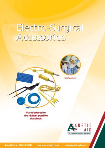 Electro-Surgical Accessories