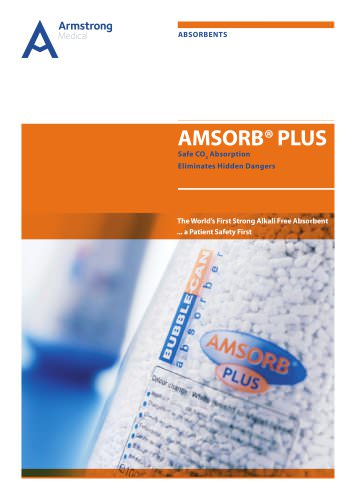 AMSORB® PLUS
