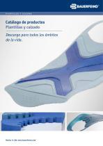 Plantillas y calzado
