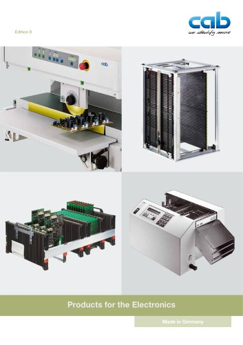 products for electronics