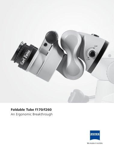 Foldable Tube f170/f260