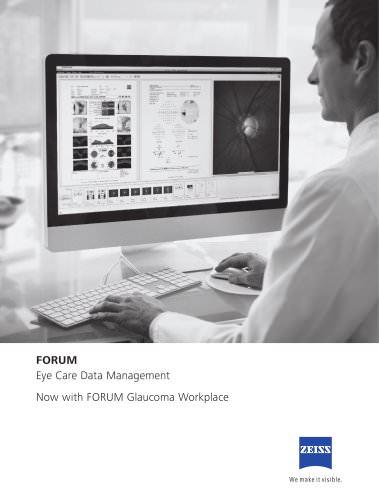 FORUM - Eye Care Data Management Version 3.1