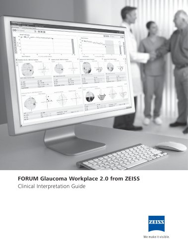 FORUM Glaucoma Workplace 2.0 from ZEISS