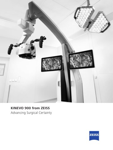 KINEVO 900 from ZEISS Advancing Surgical Certainty
