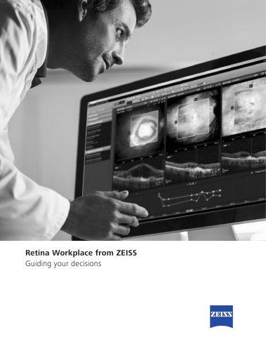Retina Workplace from ZEISS