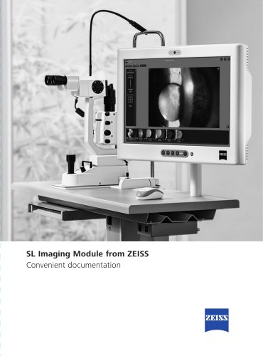 SL Imaging Module from ZEISS
