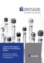 Catálogo DeltaSwab 2021 - 1