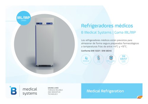 B Medical Systems | Gama ML/MP