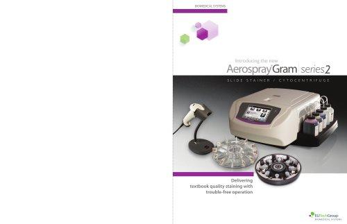 Aerospray® Gram Series 2 brochure