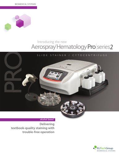 Aerospray® Hematology Pro Series 2