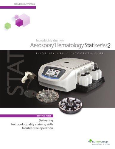Aerospray® Hematology Stat Series 2