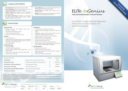 ELITe InGenius™
