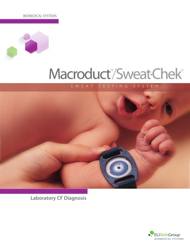 Macroduct® Sweat Collection System