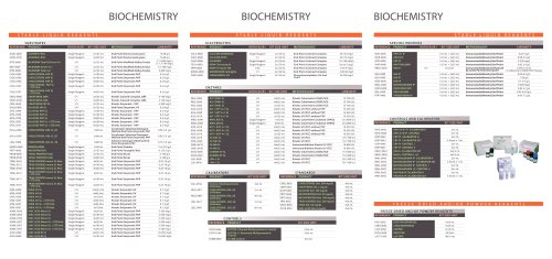 Open Chemistry Reagents