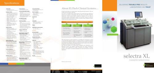 Selectra XL Brochure