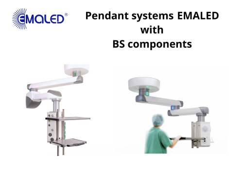 pendant systems BS components
