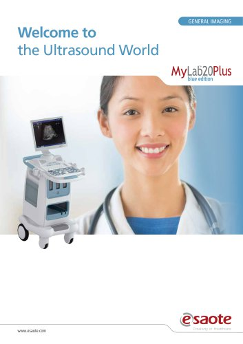 MyLab™20 Plus - Brochure