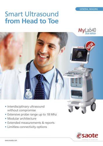 MyLab™40 - Leaflet