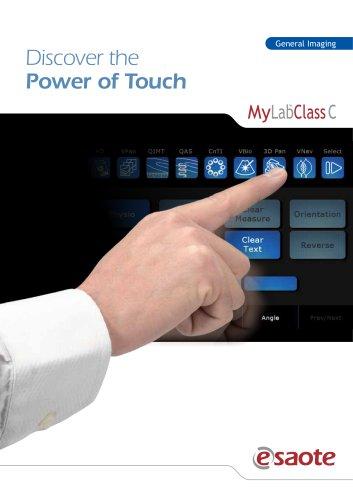 MyLab™ClassC - Brochure GI