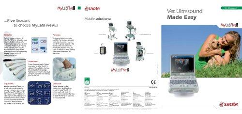 MyLab™Five VET - Brochure