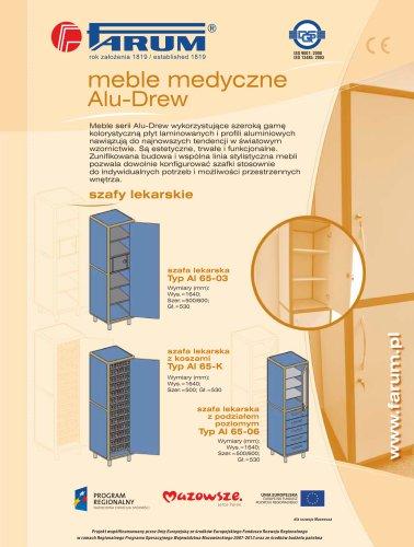 Medical Furniture - Wood/Aluminium