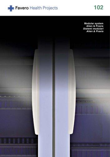 Modular system Alien & Praxis
