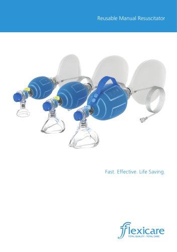 Reusable Manual Resuscitator