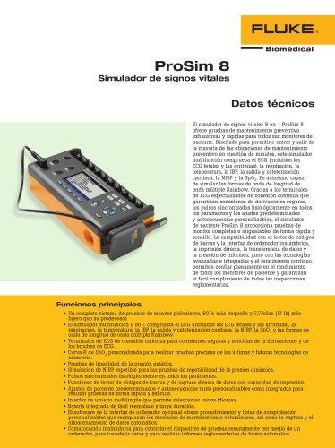 ProSim 8