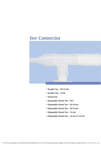 Tee Connector