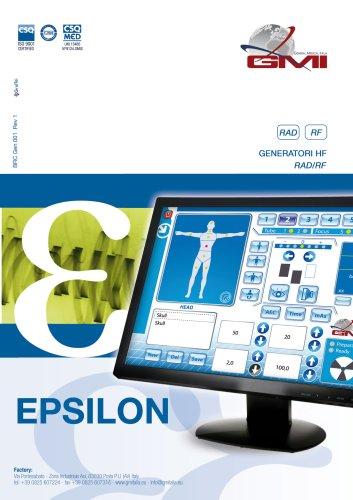 Epsilon (HF generators) brochure