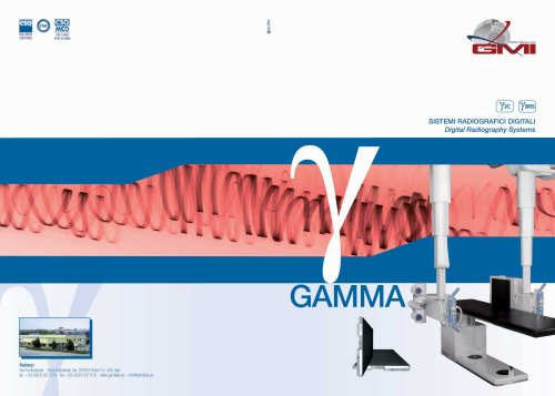 Gamma 1C brochure