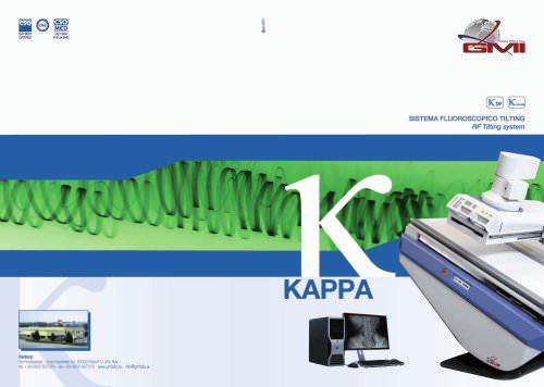 Kappa brochure