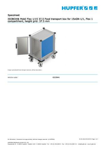 ISOBOX® Mobil Flex 1/15 37,5