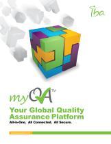 MyQA Your Global Quality Assurance Platform